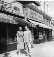 07 Joseph Schwager and wife Ruth